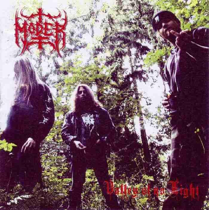 MODER (Black/Death allemand) 76509