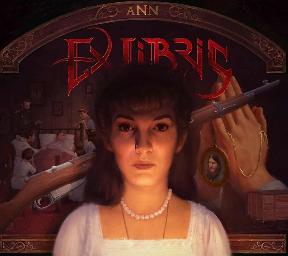 Ex Libris - Ann - Chapter 2 - Anastasia Romanova