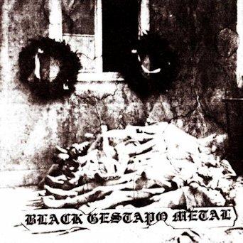 Gestapo 666 - Black Gestapo Metal