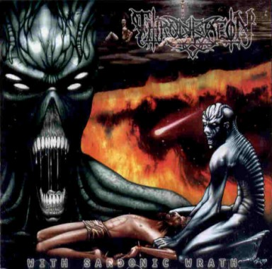 Throneaeon - With Sardonic Wrath