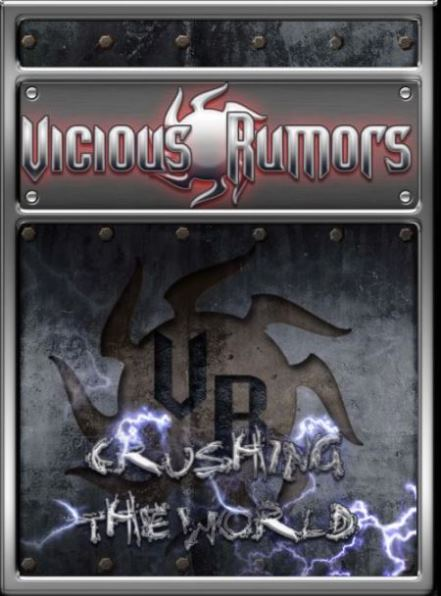 Vicious Rumors - Crushing the World