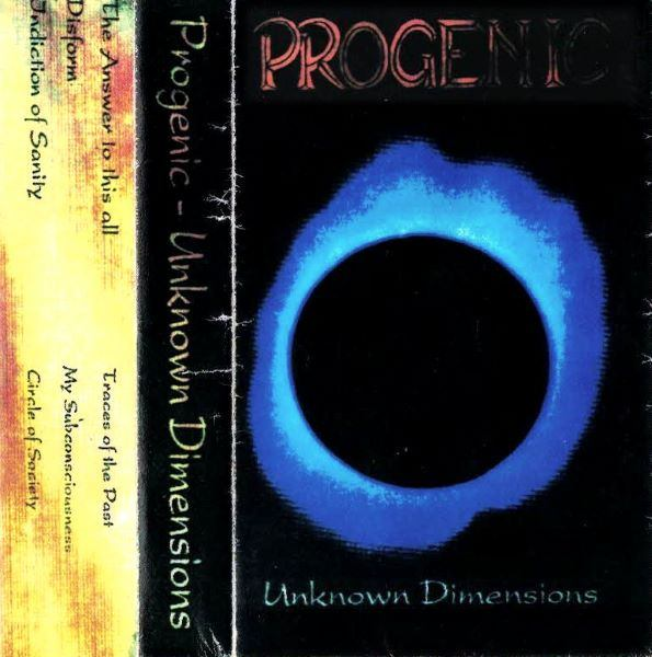 Progenic - Unknown Dimensions