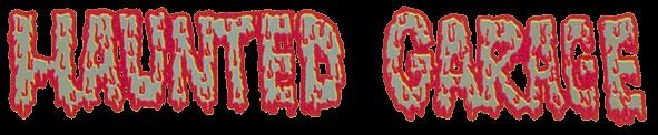 Haunted Garage - Logo