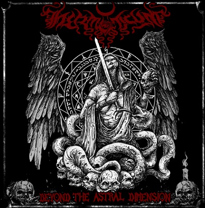 Hermeticum - Beyond the Astral Dimension