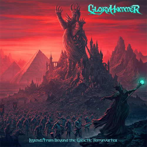 Gloryhammer — Legends from Beyond the Galactic Terrorvortex (2019)