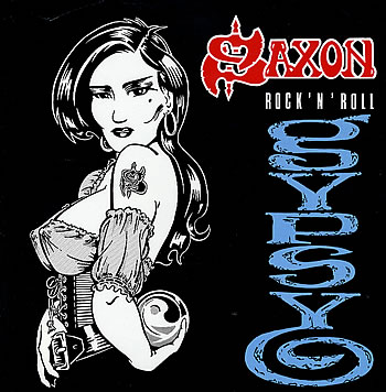 Saxon - Rock 'n' Roll Gypsy