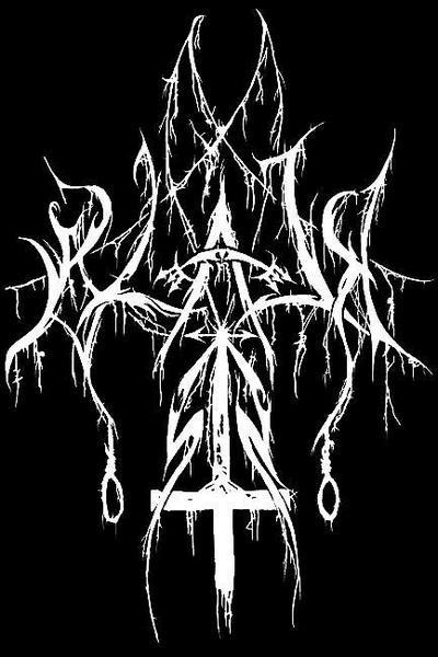 Black Sin - Logo