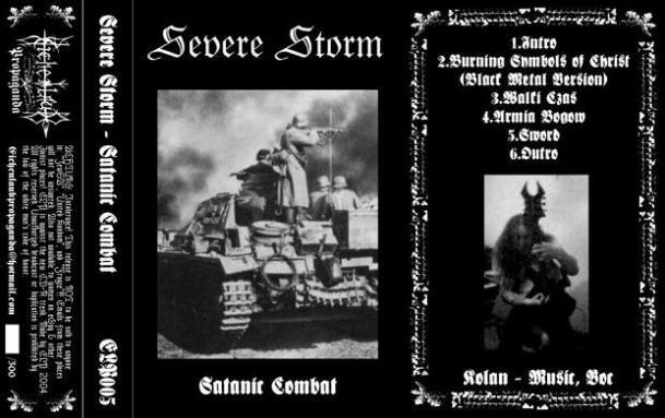 Severe Storm - Satanic Combat