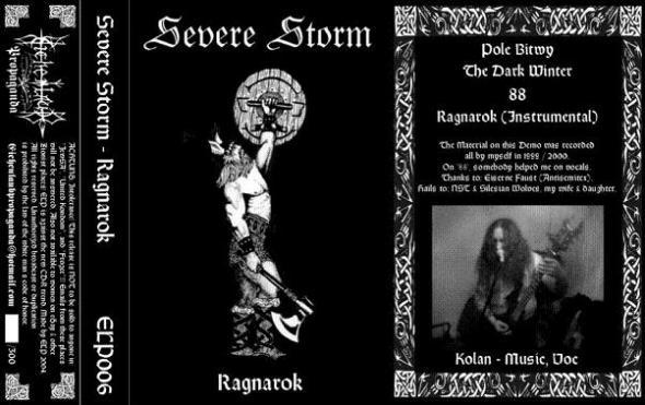 Severe Storm - Ragnarok