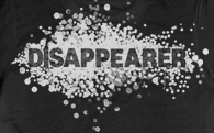 Disappearer - Logo
