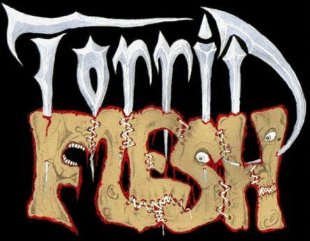 Torrid Flesh - Logo