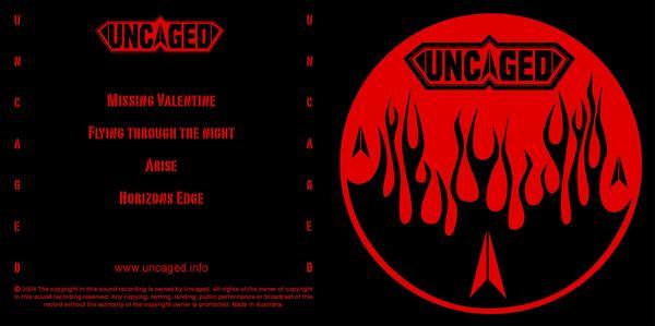 Uncaged - Uncaged