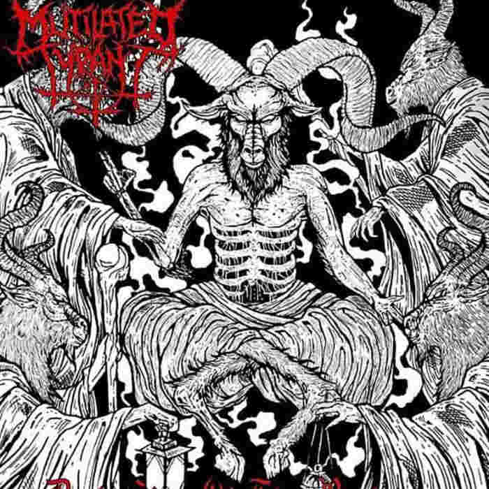 Mutilated Tyrant - Dark Sign of the Baphomet