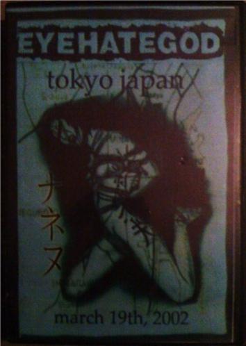 Eyehategod - Tokyo Japan - March 19th, 2002
