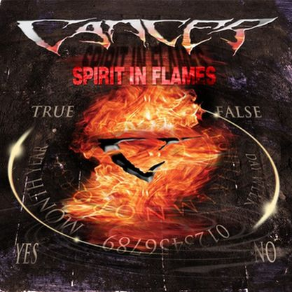 Flames Spirit Cancer Spirit in Flames