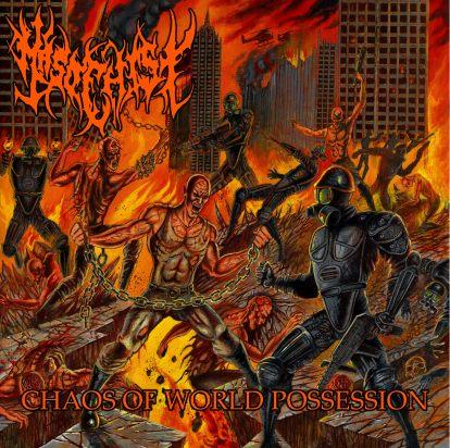 Masochist - Chaos of World Possession