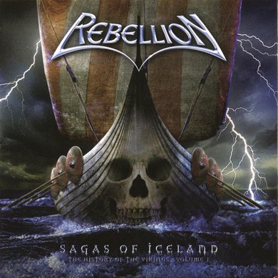 Rebellion - Sagas of Iceland - The History of the Vikings - Volume I