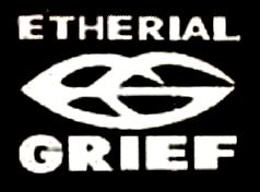 Etherial Grief - Logo