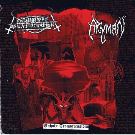Demonic Slaughter / Aryman - Unholy Transgression