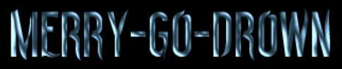 Merry-Go-Drown - Logo