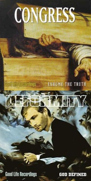 Deformity - Exhume the Truth / God Defined