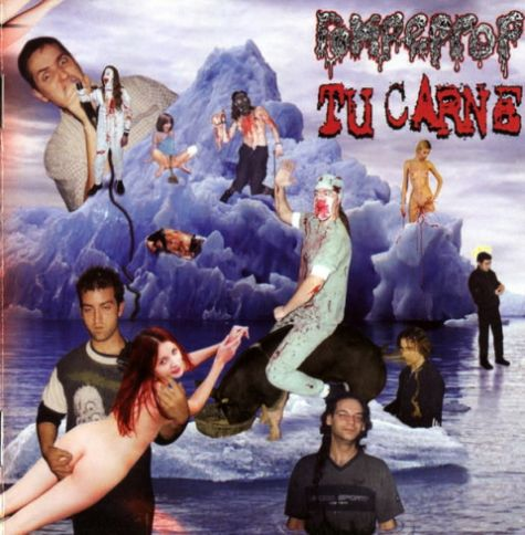 Tu Carne - Just a Matter of Splatter