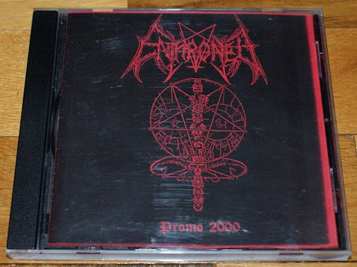 Enthroned - Promo 2000