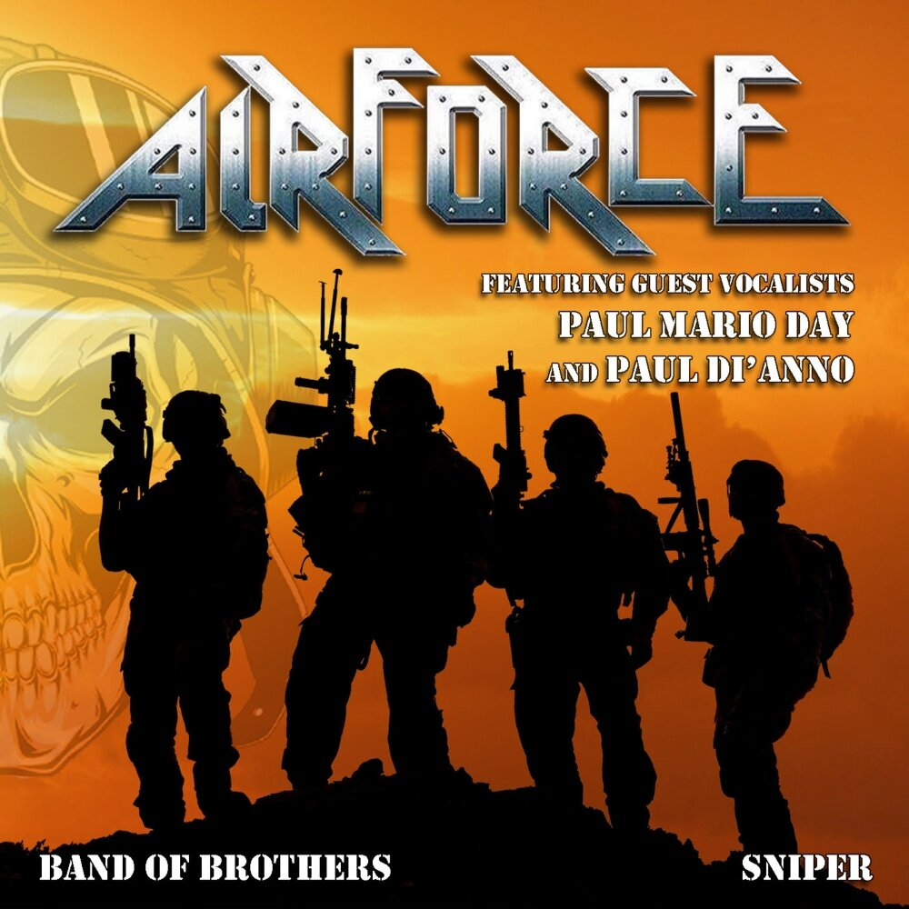 Airforce - Band of Brothers / Sniper