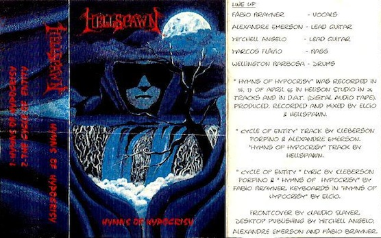 Hellspawn - Hymns of hypocrisy