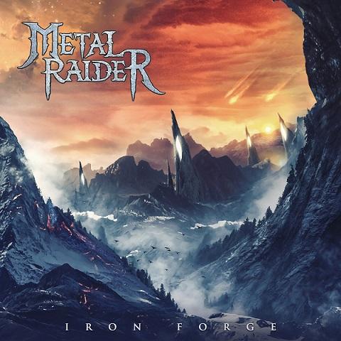 Metal Raider - Iron Forge