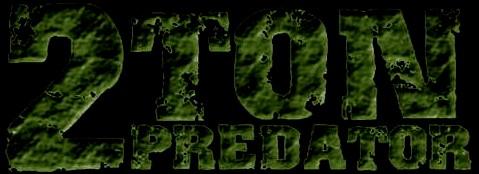 2 Ton Predator - Logo