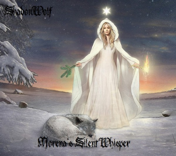 ShadowWolf - Morena's Silent Whisper