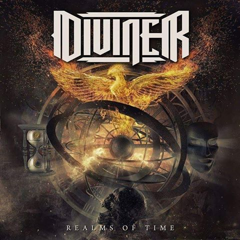 Diviner — Realms Of Time (2019)