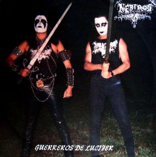 Nebiros - Guerreros de Lucifer