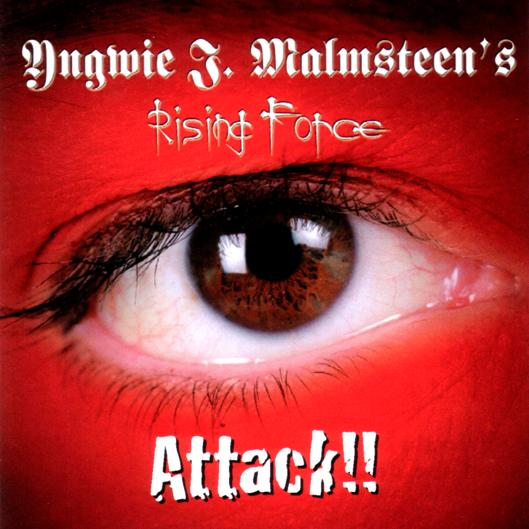 Yngwie J. Malmsteen - Attack!!