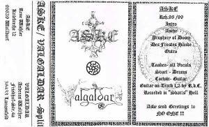 Aske / Valgaldar - Valgaldar / Aske