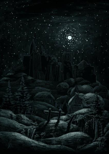Waldeinsamkeit - Entrance to Nightfall Paranoia