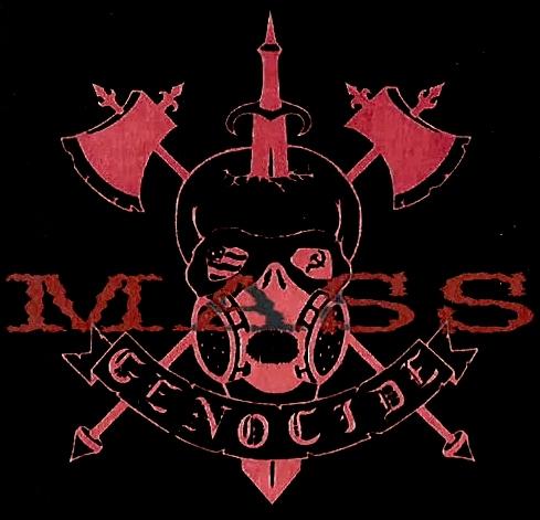 Mass Genocide - Logo