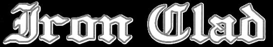 Iron Clad - Logo