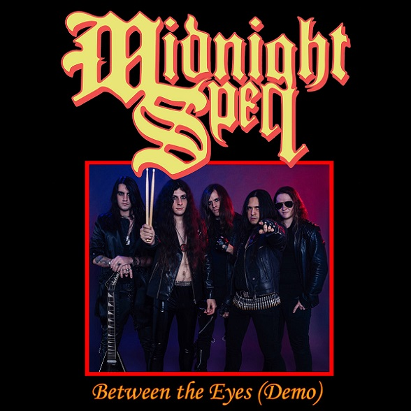 Midnight Spell - Between the Eyes