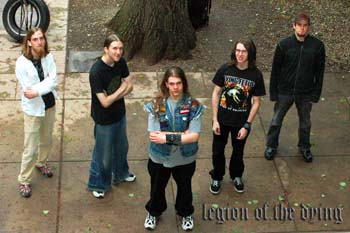Legion of the Dying - Photo