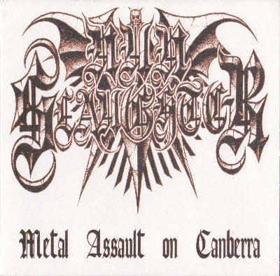 Nunslaughter - Metal Assault on Canberra