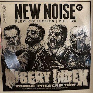 Misery Index - Zombie Prescription