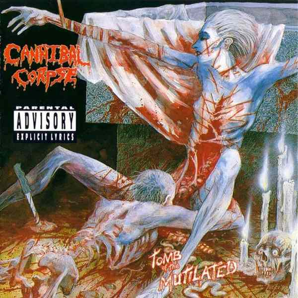 <br />Cannibal Corpse - Tomb of the Mutilated