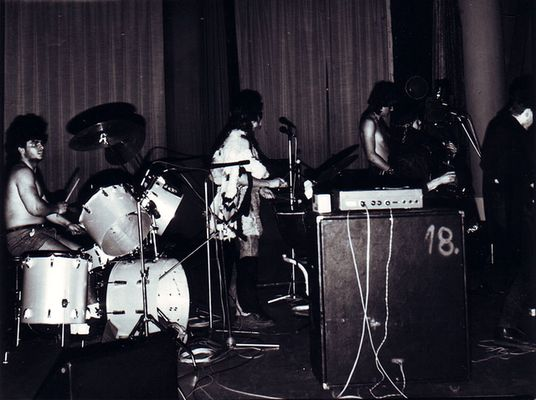 Master's Hammer - Live in Zbraslav 18.5.1989