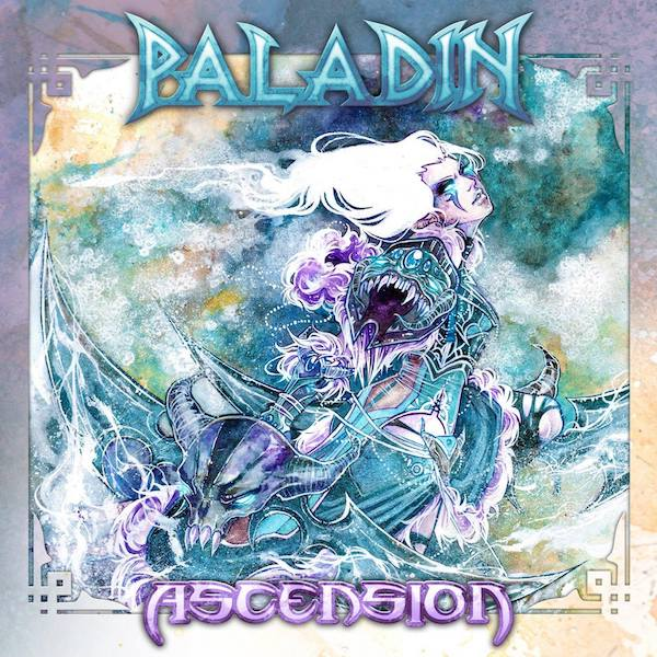 PALADIN (Power / Thrash - USA) sort son 1er album bientôt ! 770998