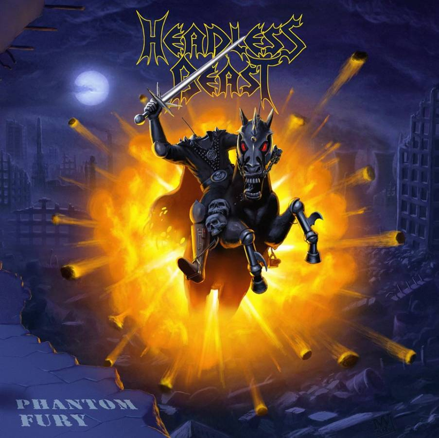 Headless Beast - Phantom Fury