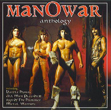 Manowar - Anthology