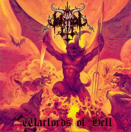 Thy Infernal - Warlords of Hell