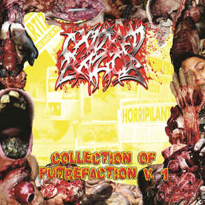 Oxidised Razor - Collection of Putrefaction Vol. 1